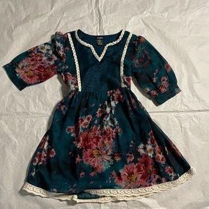 Zunie Vintage Girls' Dress